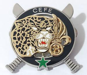 Brevet-Commando-INSTRUCTEUR-CEFE-C-E-F-E-3-REI-LEGION-ETRANGERE-Guyane