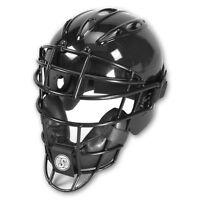 Schutt Vented Catchers Helmet/mask - Black/small on sale