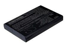 UK Battery for Somikon DV-920 DV-920.HD 3.7V RoHS