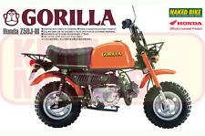 AOSHIMA 1/12 SCALE HONDA  GORILLA BIKE PLASTIC MODEL KIT * NEW STOCK *
