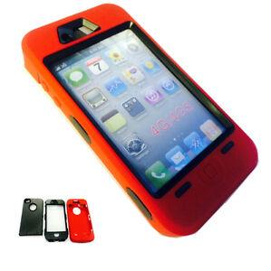 Neuf-Rouge-Resistant-pour-Ouvriers-Cas-de-Blindage-Iphone-4-4G-amp-4S-Vendeur-UK