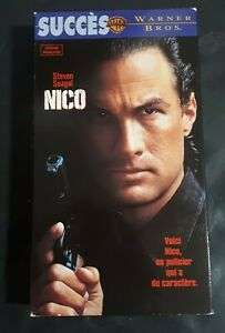 Above-The-Law-Nico-1988-French-Version-Succes-Warner-Bros-Steven-Seagal