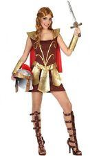 Déguisement Femme Gladiateur XS/S 36/38 Costume Adulte Gladiatrice Romaine