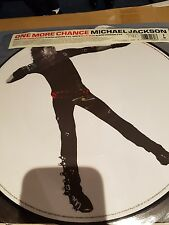 michael jackson vinyl limited edition second chance new