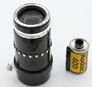 Objectif-FOCA-TELEOPLAR-4-5-13-5-cm-N-127235-Vers-1963-monture-a-baionnette