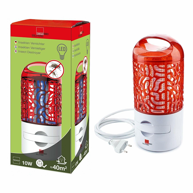 Lámpara eliminadora de Insectos electrico LED 10 Watt