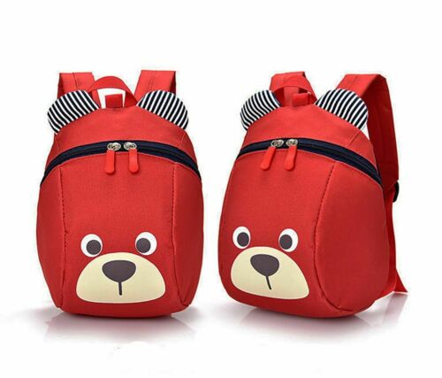 Kids Safety Harness Reins Toddler Back pack Walker Buddy Strap Walker Baby Bag