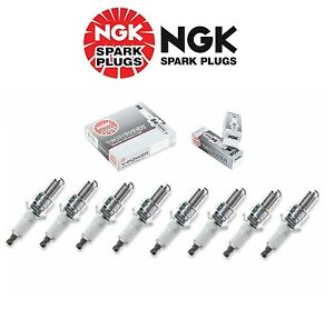 8 pc 8 x NGK V-Power Plug Spark Plugs 7548 BR9EYA 7548 BR9EYA Tune Up Kit Se fr