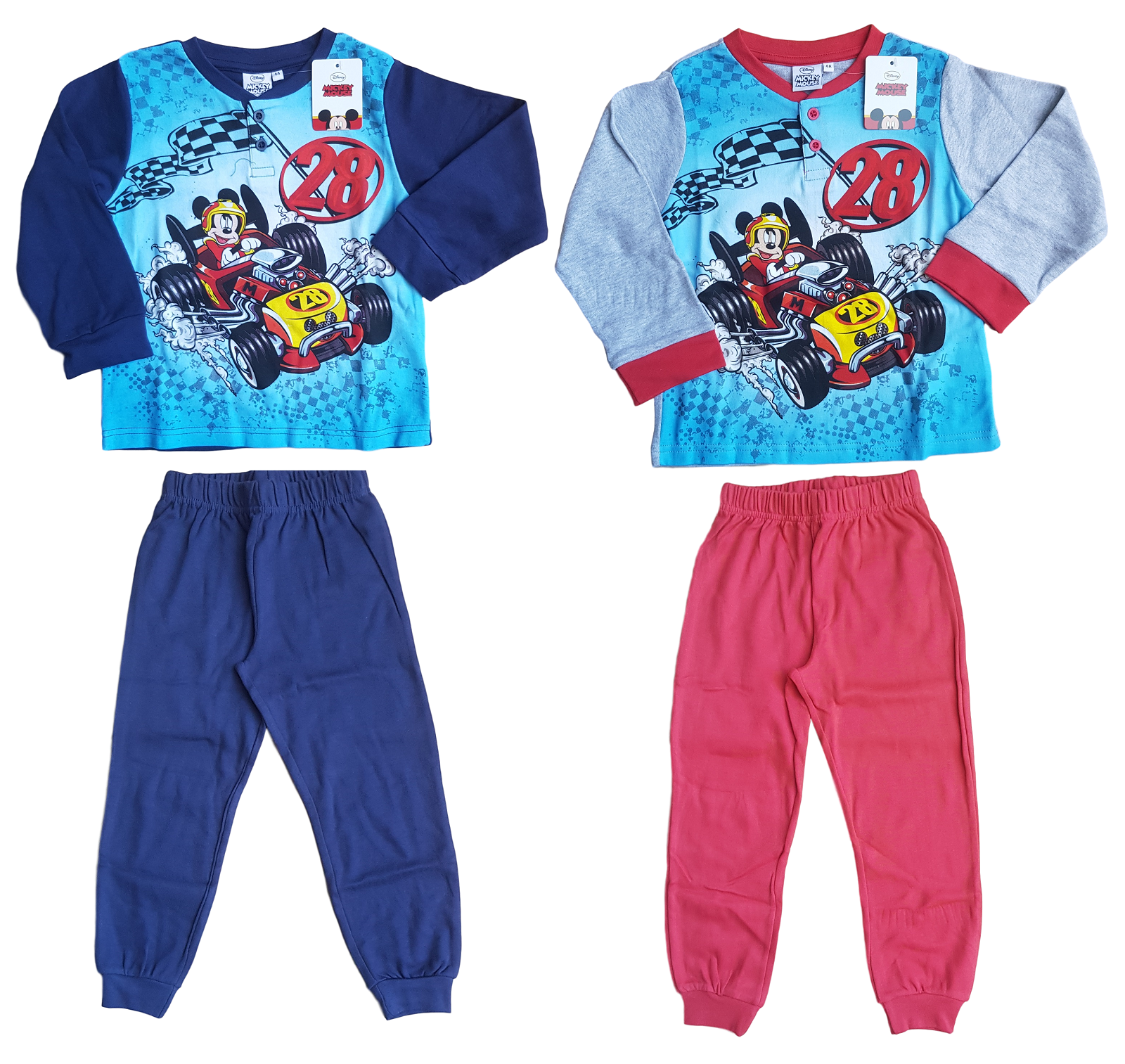 770c54ff7a7d DISNEY. Winter Pajamas Baby - MICKEY - 7025C
