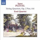 Playel Nelson Stanislav Brophy Belcher - String Quartets Op 2 CD