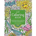 Posh Adult Coloring Book: Inspirational Quotes for Fun & Relaxation: Deborah Muller by Deborah Muller (Paperback, 2016)