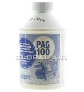 Details about A/C Compressor Oil 8oz/ PAG Oil 100/ AC Oil/ A/C System Oil  For R-134A