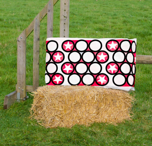Jumpstack bale couvre show sauts zigzag//cercles twin pack