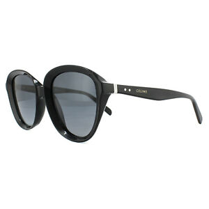 bb97b7d3df1a Image is loading Celine-Sunglasses-41448S-Ava-807-9O-Black-Grey-