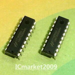 10 PCS HT48R05A-1 HT48R05A DIP-18 Microcontroller