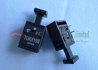 2pcs TORX147L RX147L TORX147 15Mbps Fiber Optical Receiver Original Toshiba