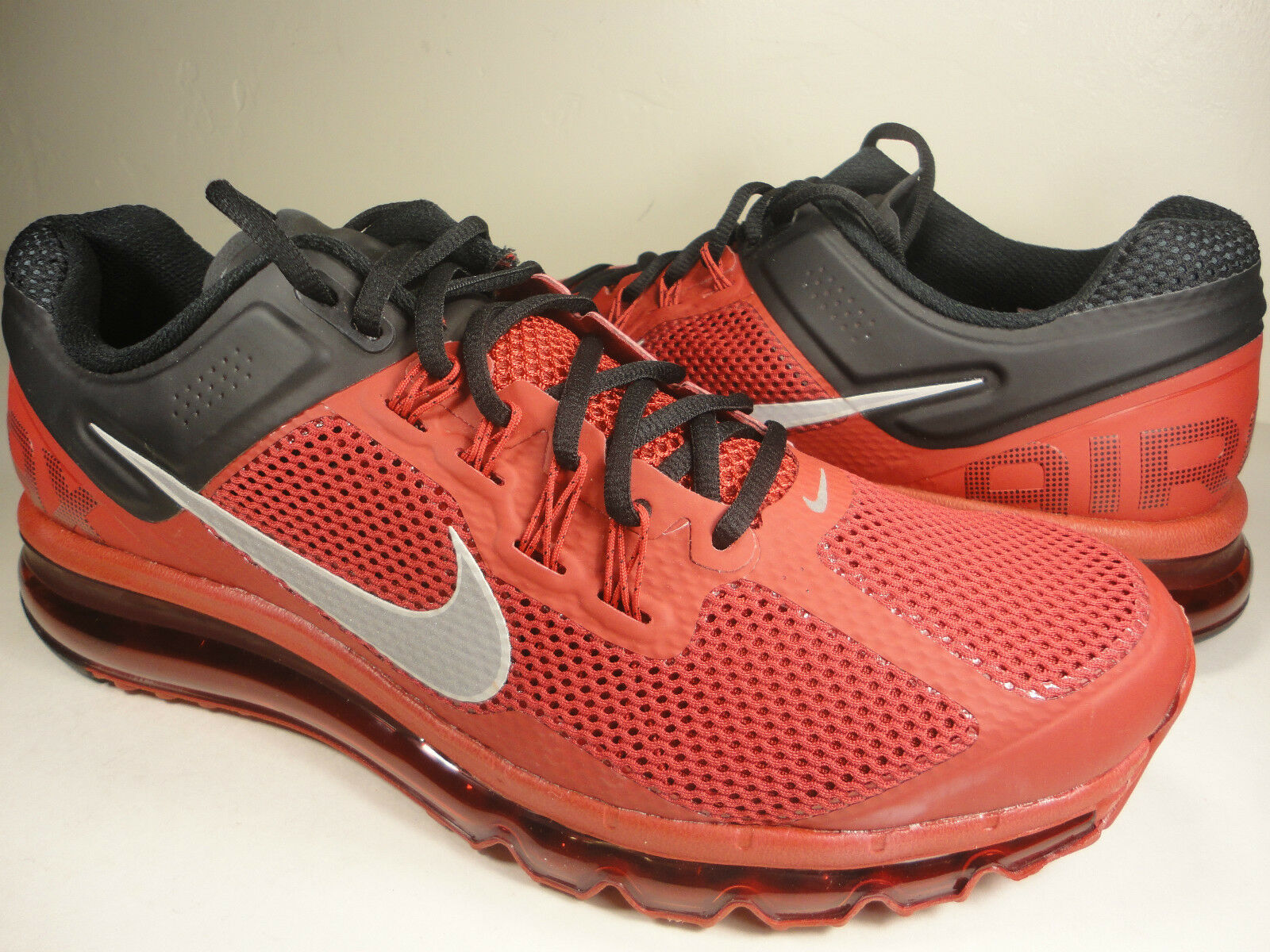 Nike Air Max+ 2018 Gym Red Reflect Silver Black Price reduction New shoes for men and women, limited time discount