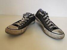 Converse All Star Chucks Sneaker Turnschuhe Slim Low Stoff Grau Gr. 7 / 40