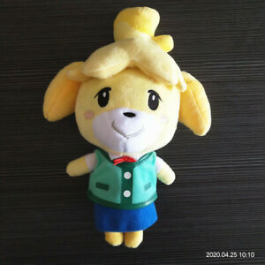 Animal Crossing New Leaf Isabelle Plush Limited Gifts 20cm ...