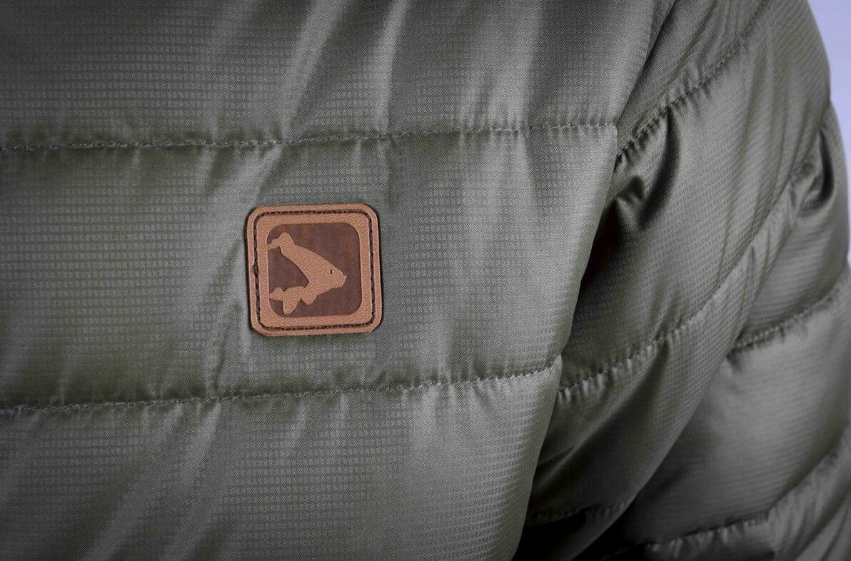Avid Carp Thermal Quilted Jacket Jacke Winterjacke Winterjacke Winterjacke Puffer Jacket 5ee6c4