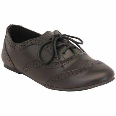 Zapatos Niña Escuela MATE Zapato Oxford Boda infantil Piel Sintética