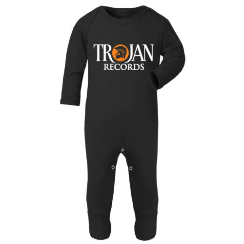 Trojan records-Baby Sleepsuit rompre-Ska Reggae Racines dub