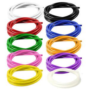 1-Metre-Silicone-Rubber-Vacuum-Hose-Turbo-Radiator-Coolant-Vac-Silicon-Tubing-U