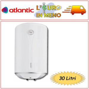 Scaldabagno elettrico verticale atlantic ego 30 litri scalda bagni boiler ebay - Scaldabagno elettrico 30 litri ...