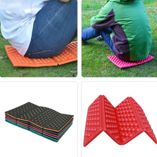 Foldable Camping Foam Seat Cushion Sitting Mat Hiking Beach Picnic Pad SoftPTH