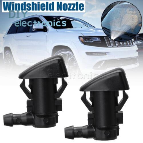 2011-2018 Windshied Wiper Washer Spray Jet Nozzle  Jeep Grand Cherokee US