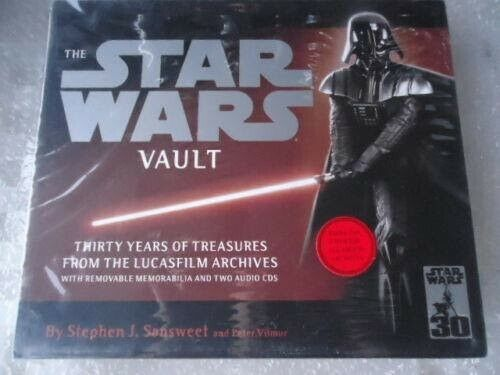 The Star Wars Vault: Thirty Years of Treasures from the Lucasfilm Archives