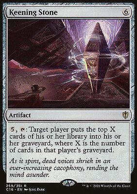 SPINEROCK KNOLL X4 Commander 2020 Magic MTG MINT CARD