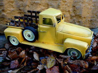 LKW  Pick up Werkstatt Blechauto Oldtimer Car Antik Retro Modell TOP