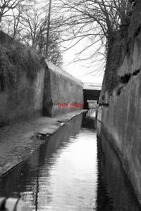 PHOTO-1972-ARMITAGE-039-TUNNEL-039-TRENT-AND-MERSEY-CANAL-STAFFORDSHIRE-VIEW-EASTWARD