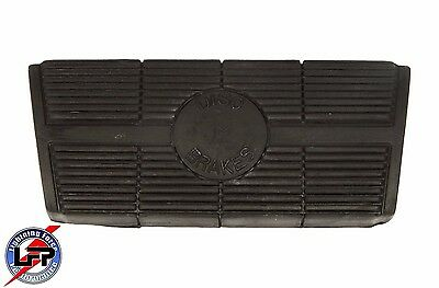 Automatic Transmission Brake Pedal PAD COVER 1982 - 1990 Chevrolet Celebrity