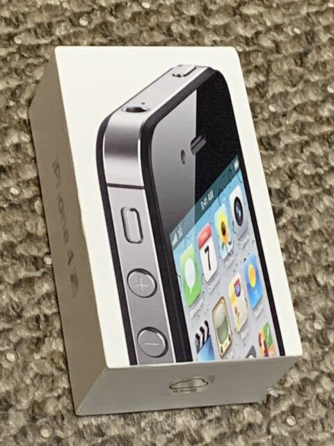 Apple iPhone 4S Black 16GB Unlocked Bundle-Verizon