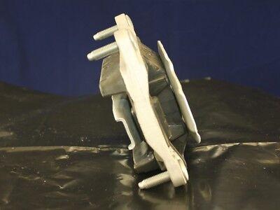Vintage Parts 557568 1 Slow 01 White Stamped Aluminum European License Plate