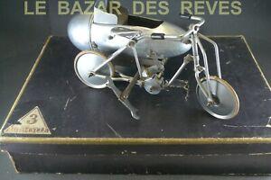 Jouet-AUTO-CYCLE-Aluminium-Boite