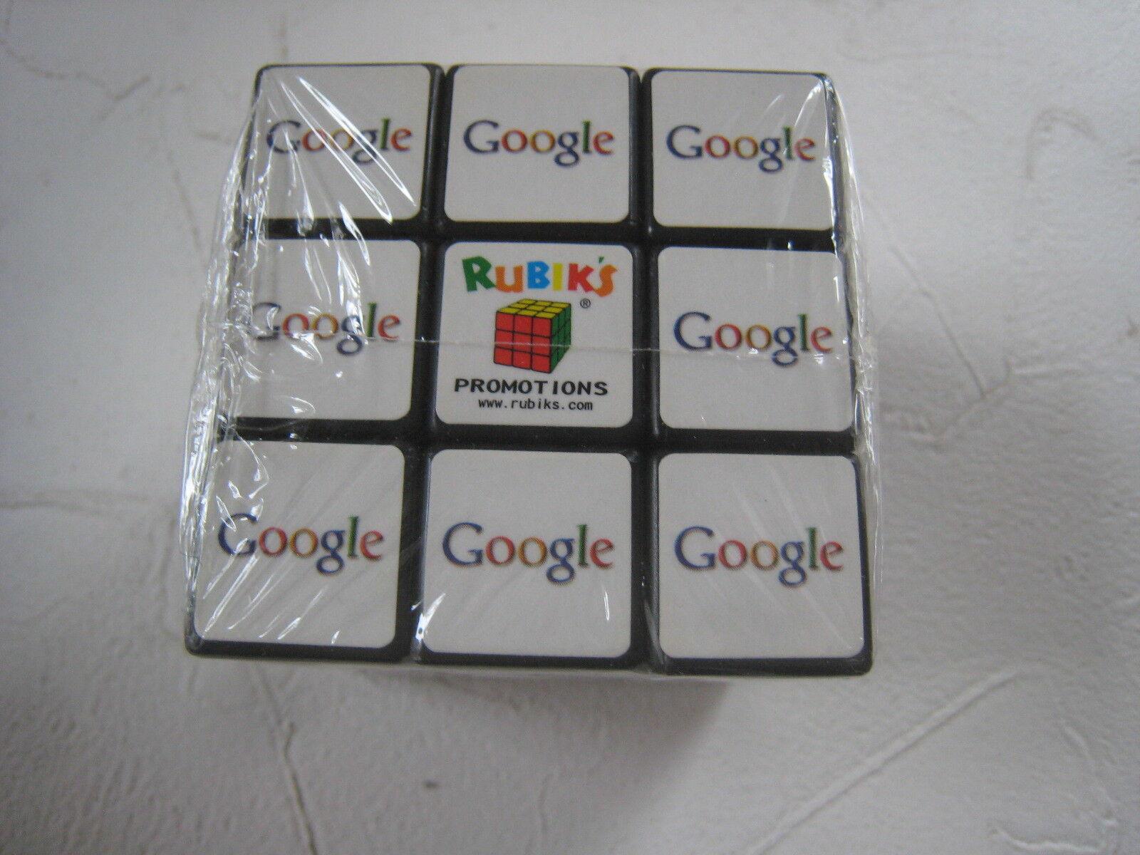 Google promo genuine rubik's cube 3x3 Puzzles novelty rubik unopened new