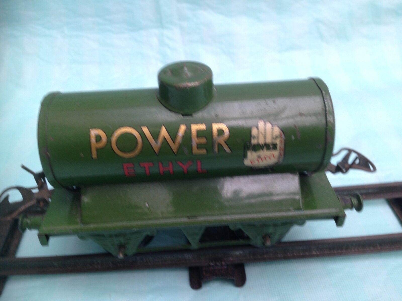 Hornby Power Ethyl Tank Wagon O Gauge