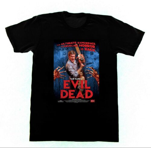 The Evil Dead Tshirt 119 Shirt Bruce Campbell Army of Darkness