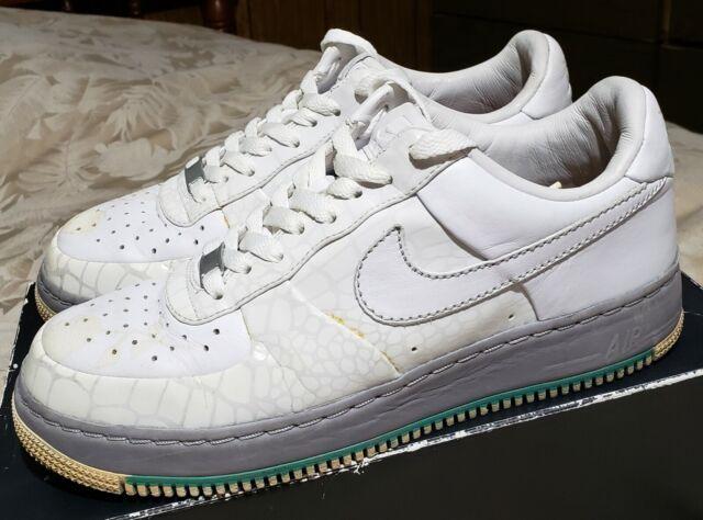 2007 Nike Air Force 1 Supreme I/O 'Rosie's Dry Goods' Men's 9 Clean
