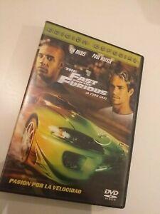 Dvd-the-fast-and-the-furious-a-todo-gas-coleccionistas-e-especial