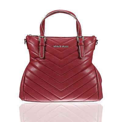 Genuine ARMANI JEANS Bag Female bordeaux - 9220856A71800176