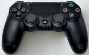 GENUINE-Sony-PS4-DualShock-4-Black-Wireless-Controller-CUH-ZCT2U-PlayStation-4