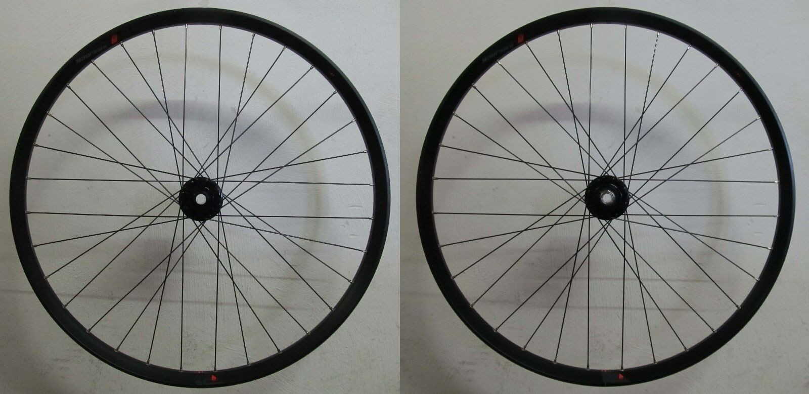XLC Evo Rodi Ready 40 15x110mm 12x148mm Disc Wheelset MTB 27,5  + 650b + Boost