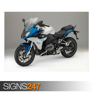 BMW-R1200RS-MOTORCYCLE-AE171-Photo-Picture-Poster-Print-Art-A0-A1-A2-A3-A4