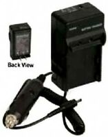 Charger For Canon Dc410 Dc420 Zr960 Hv40 2689b001 2691b001 2694b001 2680b001