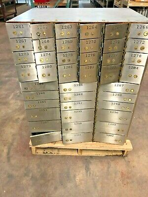 DIEBOLD Bank Safety Deposit Boxes 1 Guard Key | eBay