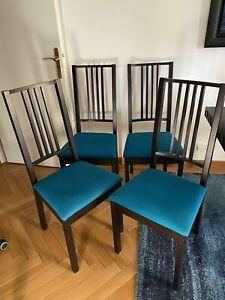 lot de 6 chaises